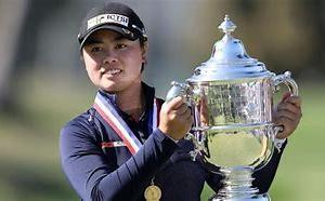 日本製のアイアンが大健闘、女子ゴルフ