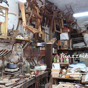 木工細工のマエストロのお話