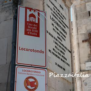 イタリアの最も美しい村々 Locorotondo(ロコロトンド)へ行こう
