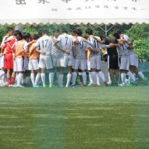 vsアミーゴス鹿児島 【高円宮杯鹿児島県トップリーグ1部】
