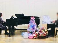 クリスマスミニコンサート♪