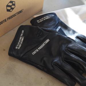 Fam+ilia Leather Glove 【CTE-19A515】 【レザーグローブ】