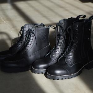 """VIRGO """"MILITARIA SPECIAL BOOTS NEO"""" """"VIRTUOUS MID BOOTS"""""""