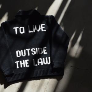"COOTIE ""Cowichan Knit Jacket"""
