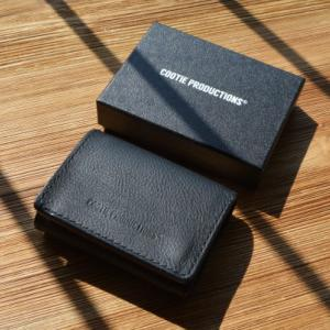"COOTIE NEW ARRIVAL! ""Leather Clasp Wallet"""