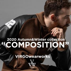VIRGOwearworks 020 AUTUMN & WINTER COLLECTION. 先行予約受付開始