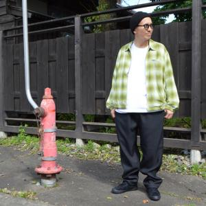 """RADIALL """"CAMINO"""" - STRAIGHT FIT EASY PANTS 入荷!!"""