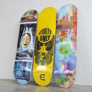 Evisen Skateboards NEW ARRIVAL!