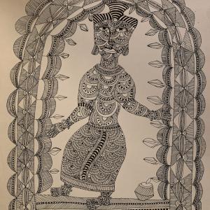 インドの神様からの贈り物?