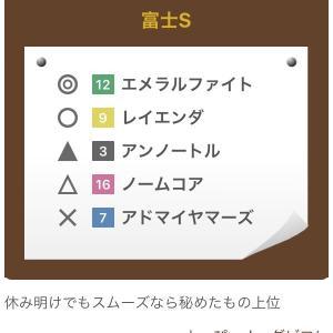 【富士S】