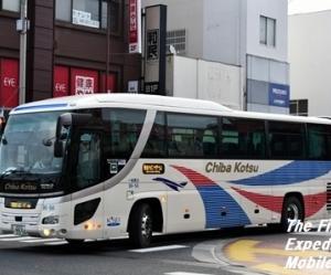 【新車】千葉交通・99-56(日野・セレガ)