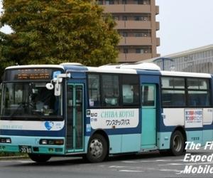【登録抹消】千葉交通・57-66(ふそう・エアロミディ)
