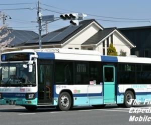 【新車】千葉交通・10-95(日野ブルーリボン)