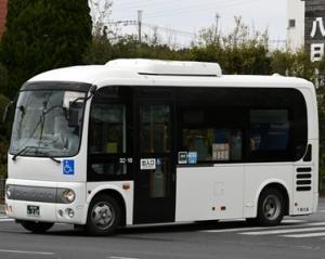 【転属・社番変更】千葉交通・12-75(成田)→32-16(多古)