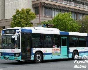 【新車】千葉交通・10-96(日野・ブルーリボン)