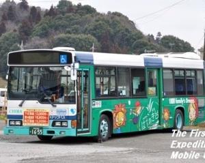 【登録抹消】千葉交通・16-52(日野・レインボーHR)