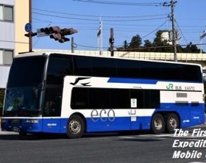 【転属・登録番号変更】ジェイアールバス関東・D654-09501(東京・足立200か2053号→東関東・成田200か1867号)