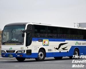 【登録抹消】ジェイアールバス関東・H658-05403(日産ディーゼル・スペースアロー)