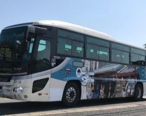 【ラッピング】千葉交通・57-19(千葉県香取市・佐原)
