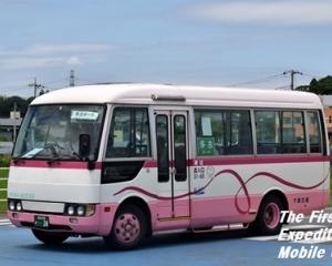 【登録抹消】千葉交通・31-46 (ふそう・ローザ)元ちばシティバス・千葉内陸バス