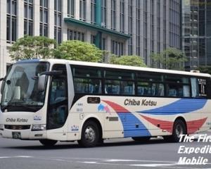 【登録抹消】千葉交通・58-01(ふそう・エアロエース)