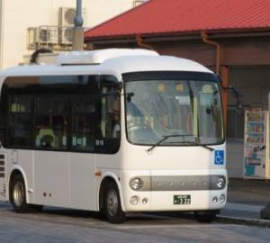 【代走】千葉交通・多古営業所の35-19が、銚子営業所担務の「長崎線」を代走