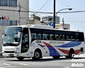 【転属・登録番号・社番変更】千葉交通・95-18(成田・成田200か・1036号)→55-25(銚子・千葉200か3236号)