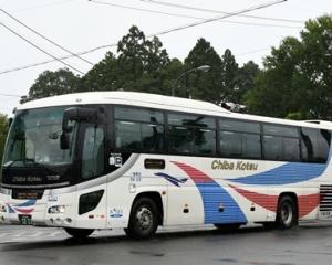 【塗装変更】千葉交通・59-23(ロゴ変更)