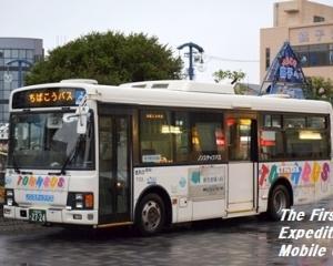 【登録抹消】ちばこうバス・T03(3代目)(いすゞ・エルガミオ)