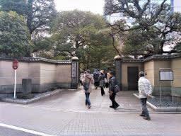 愛宕神社・オークラ庭園・虎ノ門を歩く-3