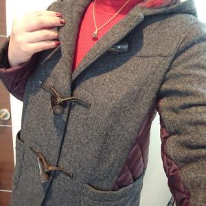 お気に入りのコート教えて!