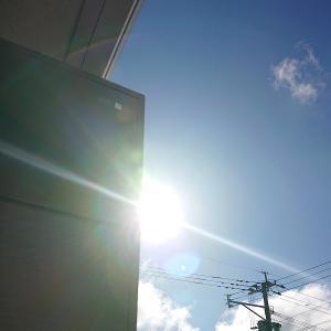 いい天気°˖☆◝(⁰▿⁰)◜☆˖°