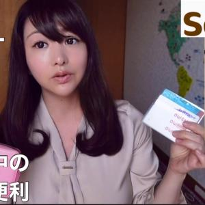 【Seria購入品】財布の中の整理に超便利【100均カードホルダー】