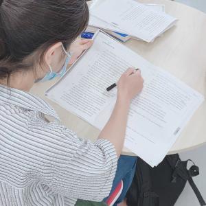 **\TOEFLテストの直前に対策すること/