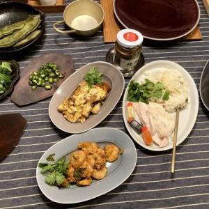 松記鶏飯の味を自宅で