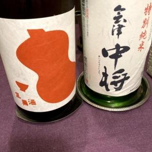 秋は日本酒が美味しいですね。