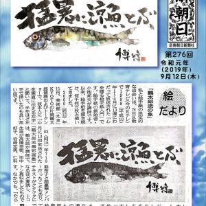 『鶴太郎流の魚』