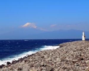 「君は太平洋をみたか、僕は日本海がみたい」