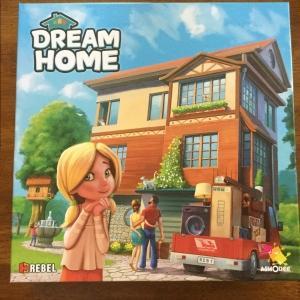 Dream Home 部屋を作ってポイントを稼ぐ、自由なビンゴ?