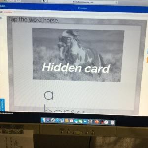 Hidden cards 見せたくないカード