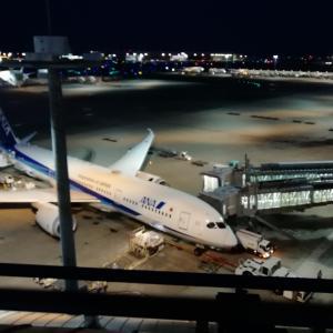 羽田空港国際線ターミナルへ