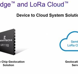 【The Things Virtual Conference】 LoRa Edgeと LoRa Cloud、新LoRaトランシーバーDL1110の紹介