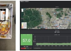 LoRaWANを用いたIoT水位計 -  和歌山大学災害科学・レジリエンス共創センター