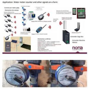 LoRaWANとRS485産業機器との連携 – RS485-LN ユーザーケース