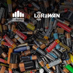 LoRaWAN®によるEnergy Harvestingとe-Waste管理 〜 持続可能なLoRaWAN構築ソリューション