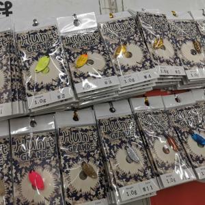 熊谷店 ハントグランデ1.0g 本日13時より販売