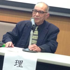 送り三味線に送られて「長崎歴史文化協会」閉会式