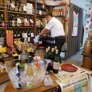 今日・明日開催【ふくしま農家の夢ワイン試飲販売会】来てね~♪