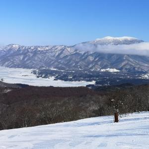 木こり部のスキー研修