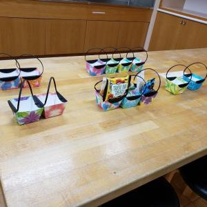 おりぞめ研究会でハッピーボックス…佐藤さんからのレポート
